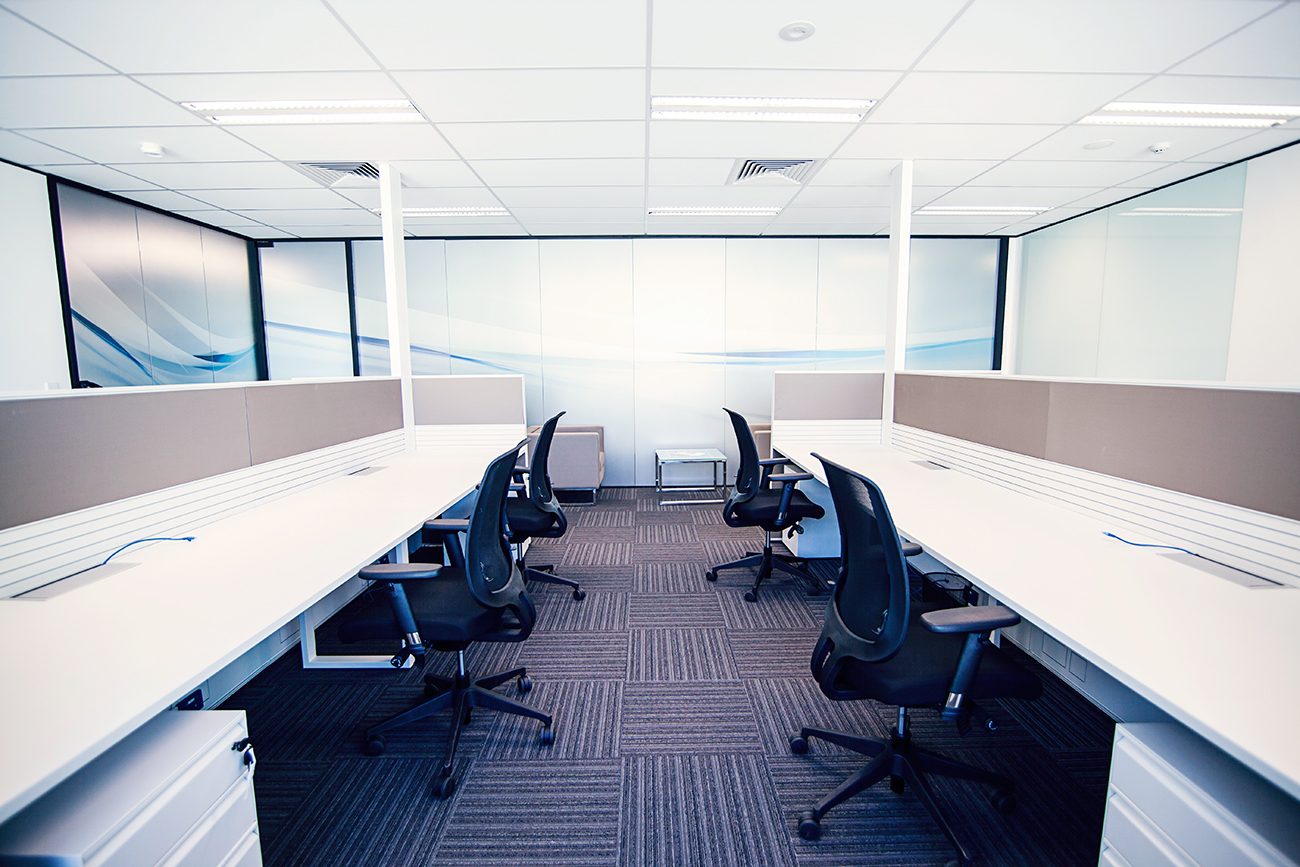 8 Person Fully Equipped Office for Short/Long Term Lease - Available NOW!!