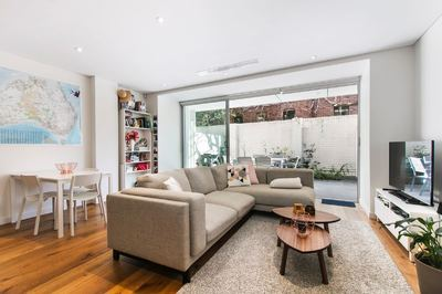 Near New - Light & Bright with Study and Large Private Courtyard