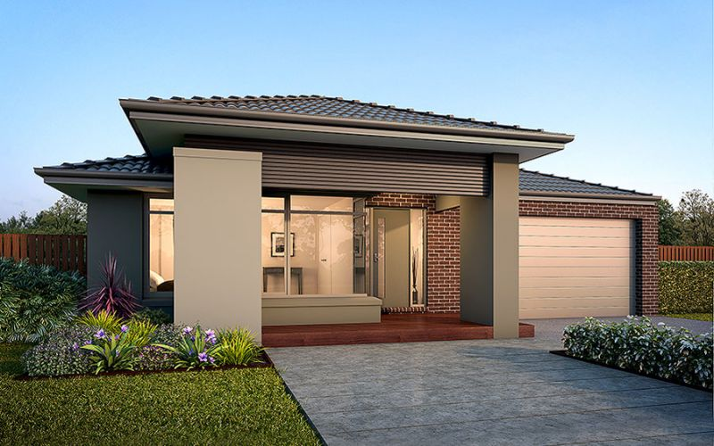 NEW METRICON HOME & LAND PACKAGE