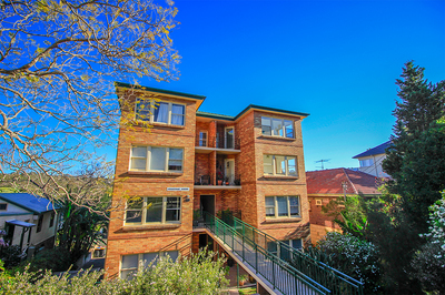 Tranquil Leafy 2 Bedroom with North Harbour Views!