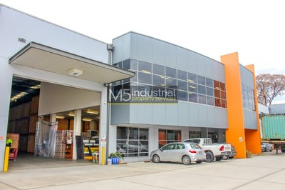 1,231sqm - Corporate Warehouse Facility