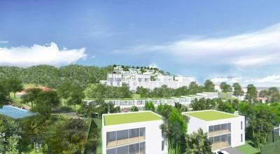 Borey Hillton  Park Villa, Sangkat Buon, Sihanoukville | Borey for sale in Sihanoukville Sangkat Buon img 1
