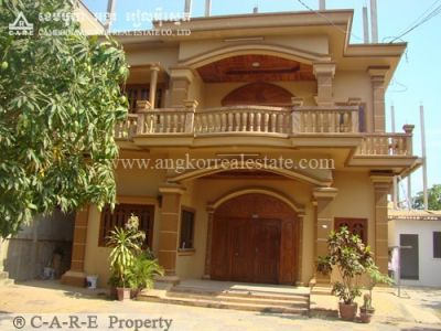Svay Dangkum, Siem Reap |  for rent in Angkor Chum Svay Dangkum img 3