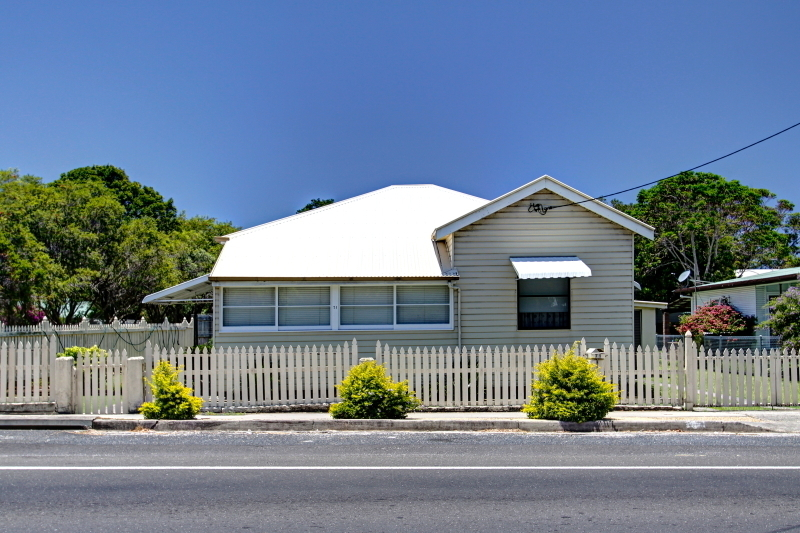 Original Character Home In Byron Bay