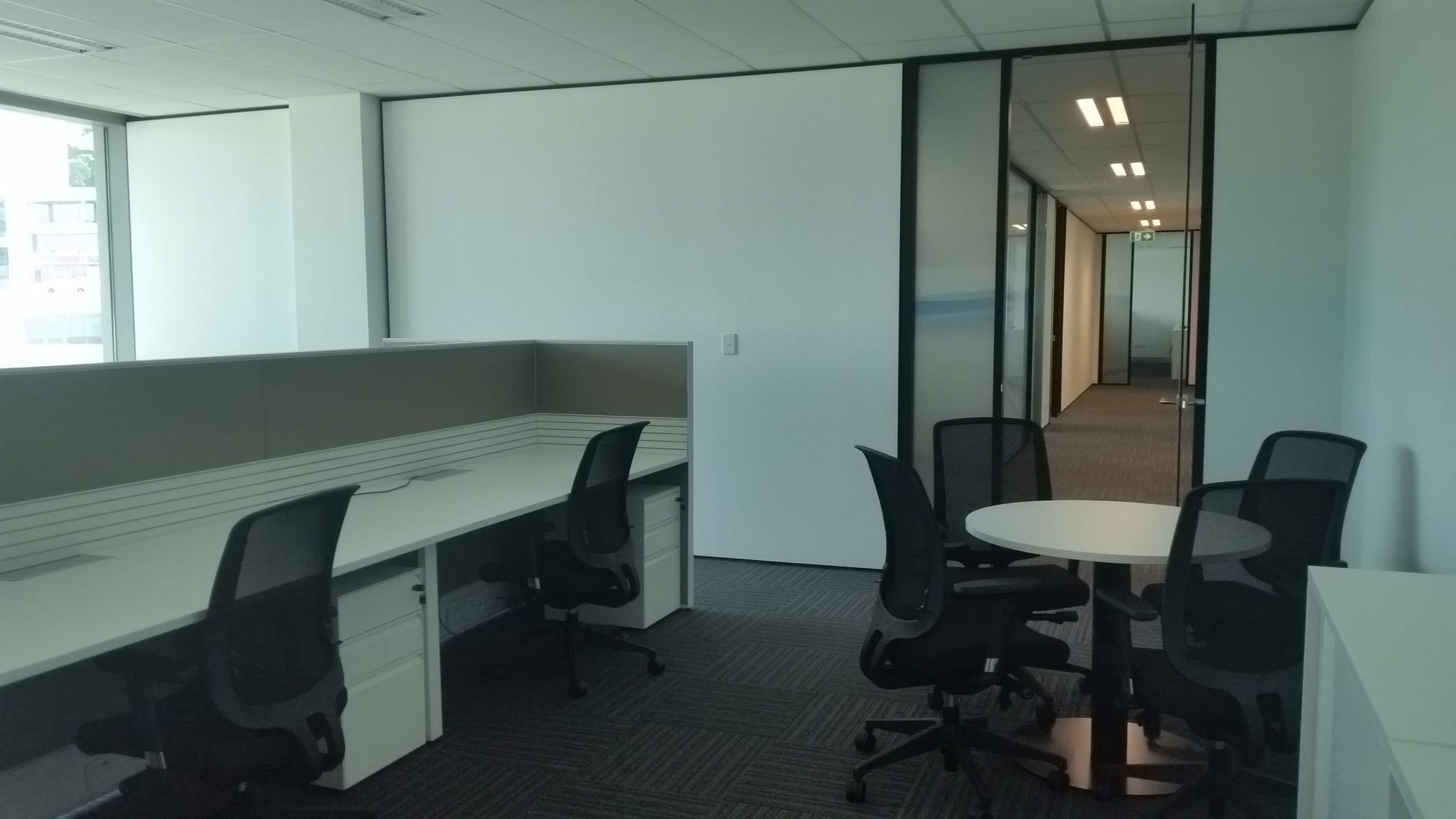 6 Person Fully Equipped Office for Short/Long Term Lease - Available Immediately!