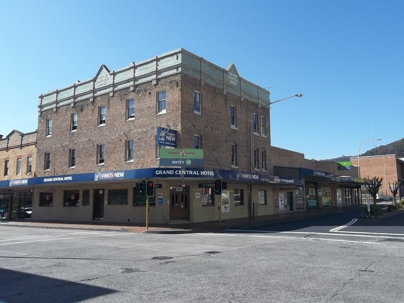 HOTEL AUCTION - Grand Central Hotel