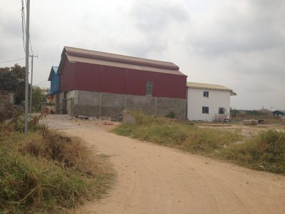 Phnom Penh Thmey, Phnom Penh | Warehouse for sale in Russey Keo Phnom Penh Thmey img 0
