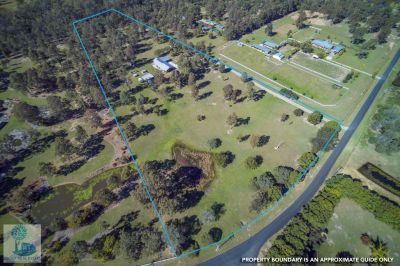 10 EXCEPTIONAL ACRES + MODERN HOME = PERFECTION!!!!
