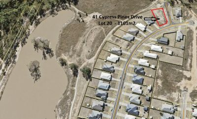 PINES ESTATE LAND - 1101m2