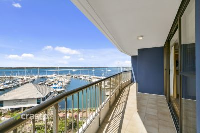 FANTASTIC LIFESTYLE WITH MASSIVE STORAGE & MARINA BERTH