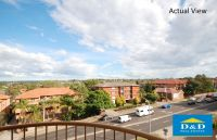Studio Apartment in Heart of Parramatta City Centre  Panoramic Views from Balcony. Car space. Walk to Transport & Shops.