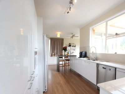 Spacious, renovated three bedroom home