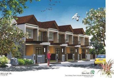 Borey Hillton  Park Villa, Sangkat Buon, Sihanoukville | Borey for sale in Sihanoukville Sangkat Buon img 6