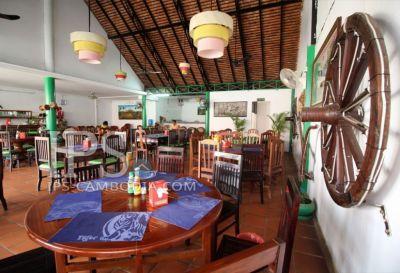 Svay Dankum, Siem Reap   Offices for sale in Siem Reap Svay Dankum img 1