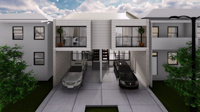 A brand-new home with character, style, parking and northern aspect