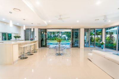 The Epitome of Beach Front Luxury – Brand New Home