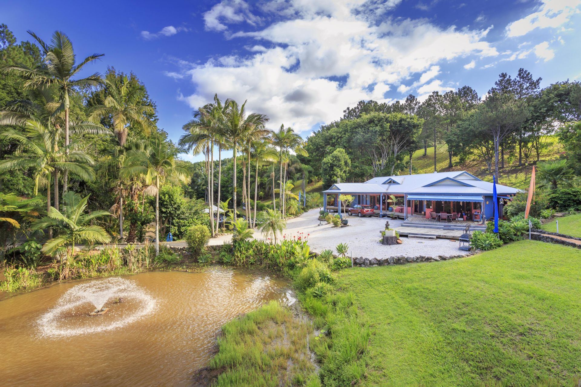Additional photo for property listing at Rosehill Estate - A hinterland paradise  Nobbys Creek, New South Wales,2484 Australie