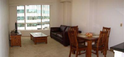 1 Bedroom Furnished Unit - Pool, Spa, Sauna, Security.