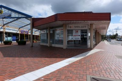 Central Location Lakes Entrance  Prominent street front position in the Centrepoint Arcade in Lakes Entrance