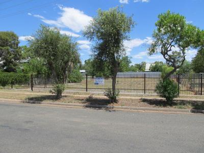 Presenting a residential block of land in an excellent location