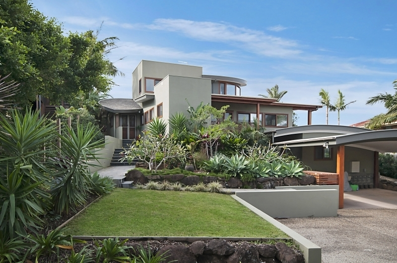 Luxurious Pacific Vista Home