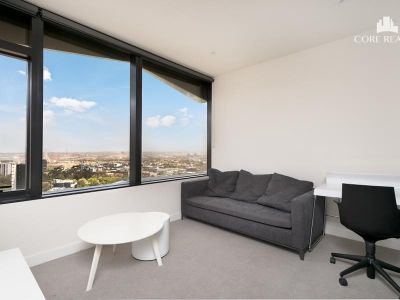 Furnished Apartment on the 36th Floor!
