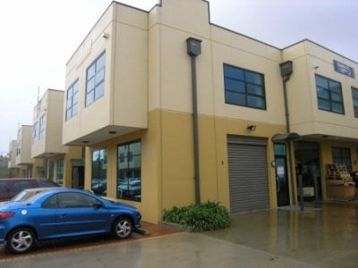 132sqm - Professional Offices with Storage area
