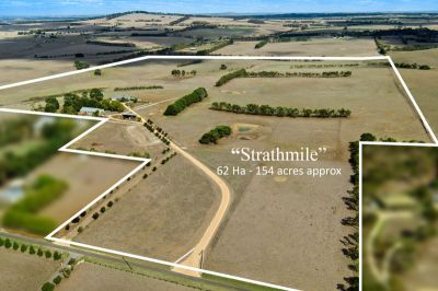 'Strathmile' 154 Acres - 62ha (approx.)