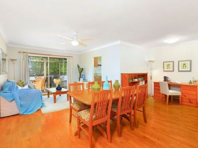 Space and comfort in the heart of Cremorne