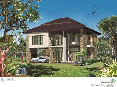 Borey Hillton  Park Villa, Sangkat Buon, Sihanoukville | Borey for sale in Sihanoukville Sangkat Buon img 11