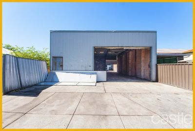 2 Street Frontage Industrial Zoned with Extra Income