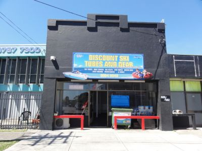 91 SQM - RETAIL SHOP OR OFFICE SPACE - MAIN ROAD EXPOSURE
