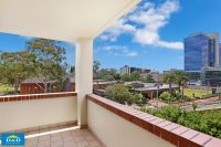 Fantastic 2 Bedroom Apartment in Parramatta CBD. Directly Across from Parramatta Park. Great Private Balcony. New Paint and Carpet.