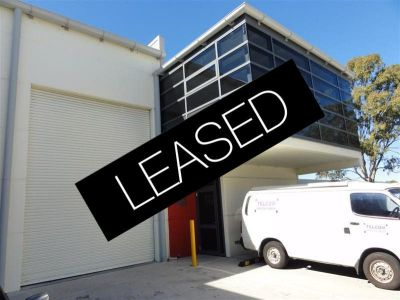 186sqm - Stylish Industrial Business Premises (VIDEO ATTACHED)