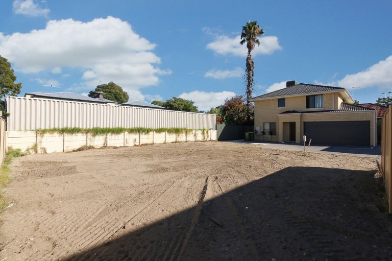VACANT LAND AVAILABLE NOW