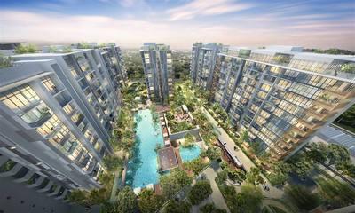 One  Park Condominium, ស្រះចក, ភ្នំពេញ | New Development for sale in Daun Penh Srah Chak img 4