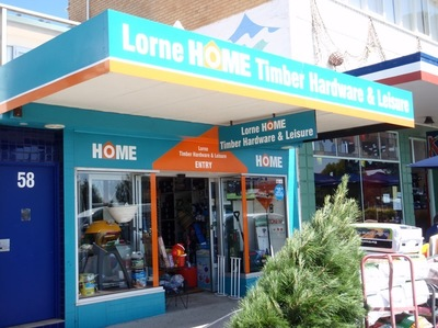 LORNE HARDWARE AND LEISURE - BUSINESS FOR SALE