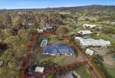 Like New, Private Elevated Acreage with Views... Tallebudgera Park Estate