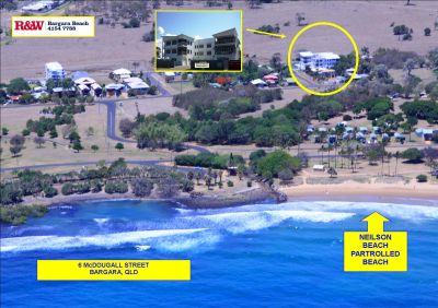 Unit 1 Beach Break, 6 McDougall Street, Bargara