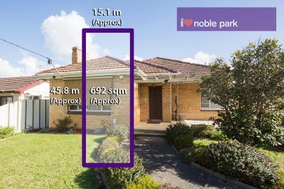 692sqm in Heart of Noble Park!