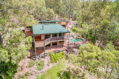Large 45sqs, Character Home with Absolute Privacy & City Views