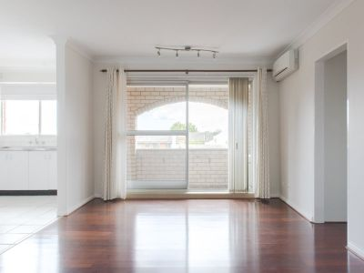 Oversized Apartment