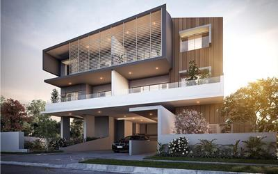 Brand new apartments 10km from Brisbane CBD.