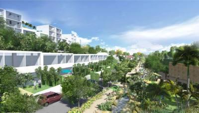 Borey Hillton  Park Villa, Sangkat Buon, Sihanoukville | Borey for sale in Sihanoukville Sangkat Buon img 4