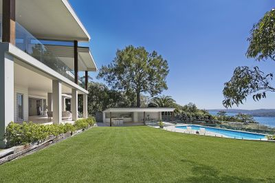 Breathtaking Pittwater masterpiece