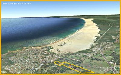 RARE 25 ACRE SITE WITH THE FUTURE IN MIND