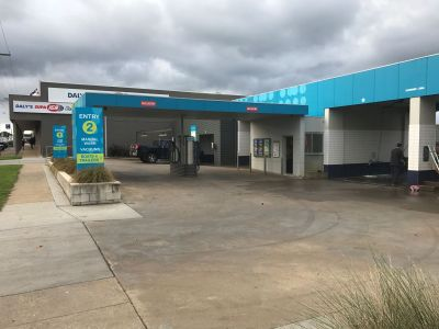 MIGHT CLEAN CAR WASH - PORTLAND VIC