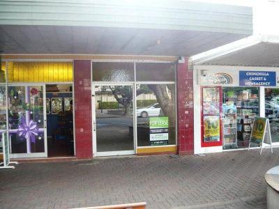 Rare Main Street Shop