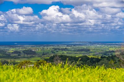 Absolute Pinnacle Of Byron Hinterland & Panoramic Ocean Views