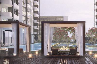 Axis  Residences, Teuk Thla, Phnom Penh | New Development for sale in Sen Sok Teuk Thla img 4